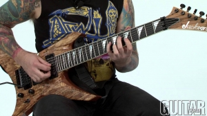Using Minor-Seven Flat-Five Chords in Metal - Part 1