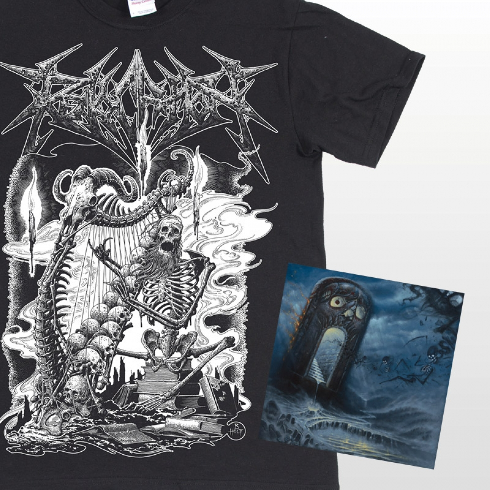 Deathless White Special Pack - T-Shirt