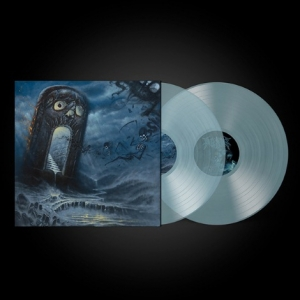 Deathless Translucent Vinyl Black/Blue Wisps Double